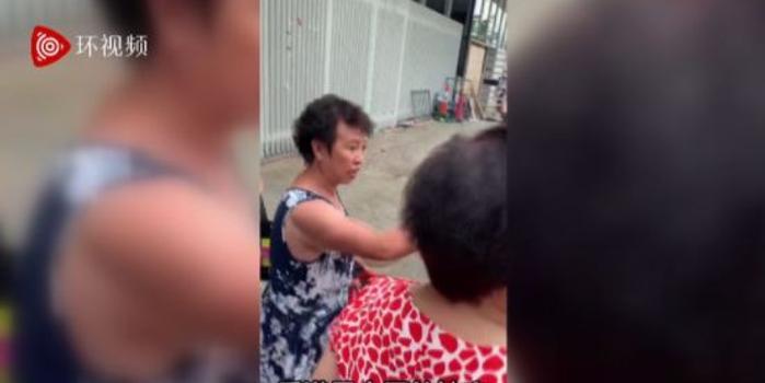 香港大妈立法会外怒斥反对派:我以中国人为豪啊