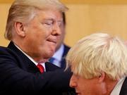 """""""英国川普""""在这事上偏向川普 被骂卖国贼"""