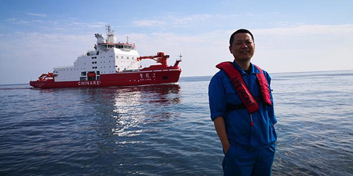 """""""雪龙2""""号总工艺师赵振华:这条船太难了"""