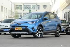 丰田全新RAV4曝光!尺寸超CR-V,预计10月上市
