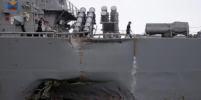 为防撞船美舰将执行新睡眠时间表 保证船员睡够7小时