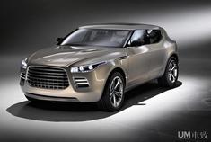 为何阿斯顿?马丁的纯电动概念新车Lagonda代表着SUV的未来