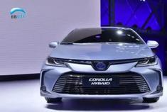 一汽丰田新一代卡罗拉8月8号即将上市