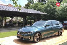 汽车视频:BMW 3系旅行版,帅。