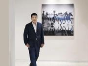 中骏集团董事局主席黄朝阳:参与公益人越多 越有意义