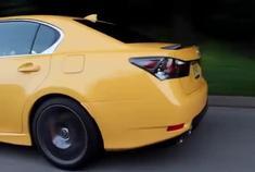 全面测评2019年雷克萨斯GS F,第一视角带你体验这款车!