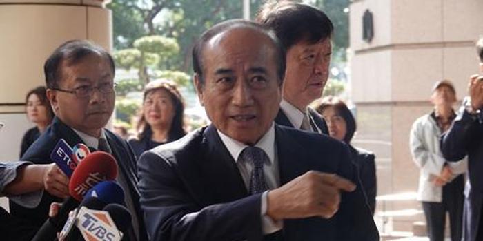 王金平:台当局要查清楚安全部门走私烟案