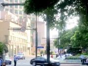 中美贸易谈判上海重启 美方车队抵达上海一家酒店