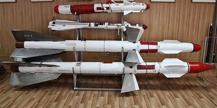 印度出資15億采購俄制空對空導彈