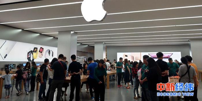iPhone第三財季銷售額降12% 外媒:蘋果要轉變增長源