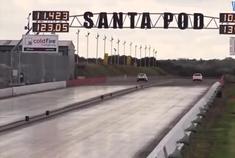 这次主角是高尔夫GTI,各年代GTI跑直线加速