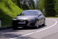 2020年奥迪A4 Avant 40 TDI 4 -运动轿车