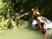 湖北鹤峰躲避峡属未开发景区 当地多次警告勿冒险