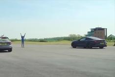 汽车视频:宝马M850i vs 奥迪 RS4