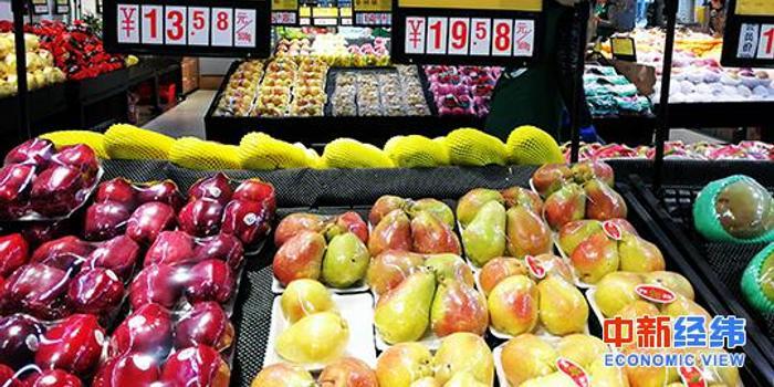 水果价格回落 商务部:30种蔬菜批发均价比前一周降1%
