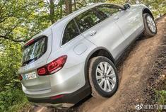 2019梅赛德斯-奔驰GLC 300d 4MATIC -实用性家庭SUV