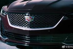 2020年凯迪拉克CT5首次亮相2019年纽约车展,告别CTS