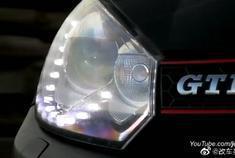大众高尔夫6 GTI劲爆改装,你有想买一辆车的冲动吗?