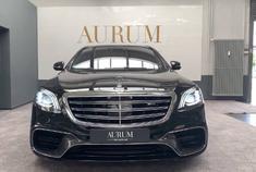 完美的四门轿车 —— Mercedes-Benz S63 AMG (超清:1080p)