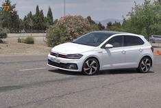 汽车视频:2018款大众Polo GTI 麋鹿测试