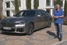 """海外评测:试驾宝马全新7系,一辆不适合""""开""""的BMW?"""