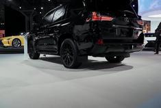 豪华与霸气的结合物——雷克萨斯LX 570