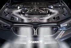 Groppe M——宝马F90 M5碳纤维进气风箱