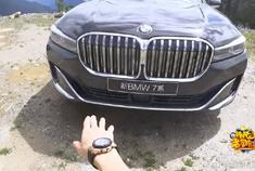 试驾BMW 750Li,顶级宝马开起来和坐起来是什么感受?