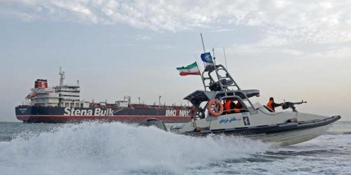 美國阻撓失敗 英屬直布羅陀釋放扣押的伊朗油輪
