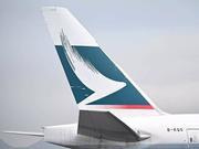 国泰航空高管辞职 市值蒸发上百亿港元