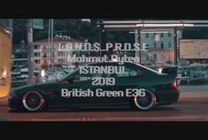 汽车视频:老车文化!土耳其的宝马E36
