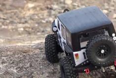 想要这样的RC大玩具吗 Jeep Wrangler TRX4越野大片