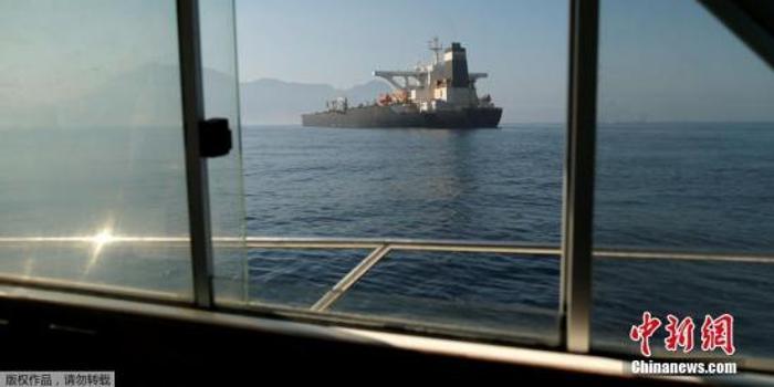 美擬繼續扣押伊朗油輪?仍需由直布羅陀法院裁定