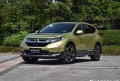 本田CRV舒适版价格如何?家用代步合适吗?