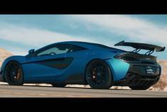 汽车视频:McLaren 570S的换鞋日记