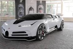 Bugatti Centodieci,限量十台