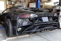 美国一物理学教授仅花费13万元,就搞定了一辆兰博基尼Aventador
