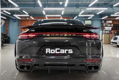 全身碳纤 TopCar改装   保时捷Panamera GTR 2019