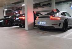 感受一下保时捷991.2 GT3 RS 的声浪