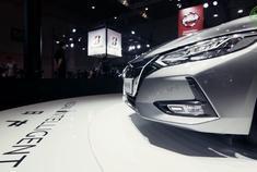 汽车视频:车展实拍——第14代全新轩逸