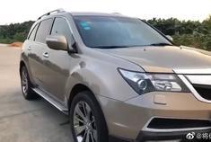 讴歌MDX,低调的百万越野豪车,本田黑科技VTEC发动机
