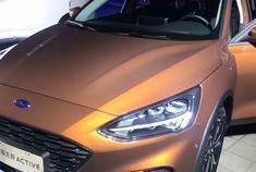 汽车视频:速评全新福特福克斯active