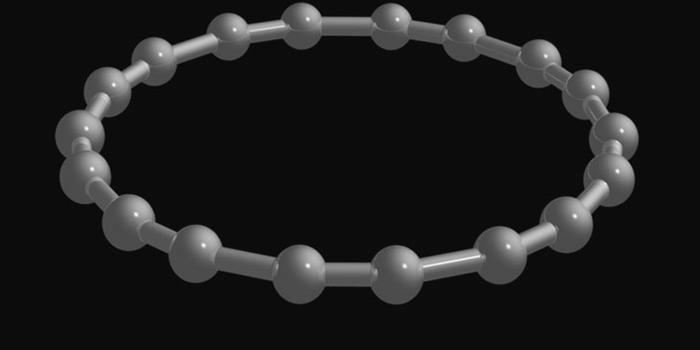 碳家族再添新成员,由18个原子组成的环碳问世