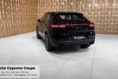 轿跑SUV终极解决方案,保时捷卡宴COUPE 正式上市售价99.8万元起