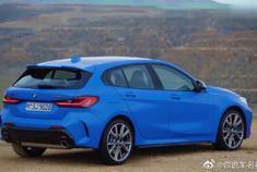 全新BMW1系M1,两厢车再创辉煌!