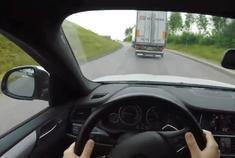 2017款的宝马X4驾驶体验,好车不多说