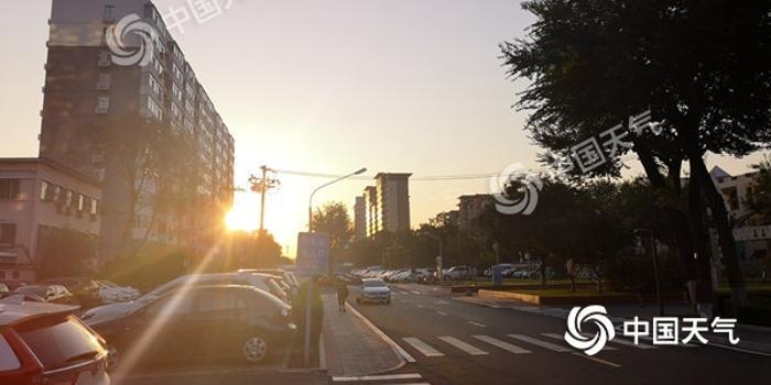 周末北京天气晴好 最高气温30℃