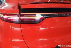 溜背造型、升降尾翼,这台保时捷新车又把轿跑SUV推向了新高度