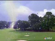 视频-巡回锦标赛东湖遭遇雷电袭击 致6名球迷受伤