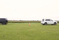奔驰AMG G63 vs 宾利 添越 Speed 和 保时捷 Cayenne Turbo